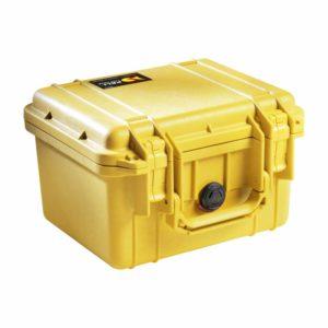 Фото 2 - Кейс защищённый жёлтый.