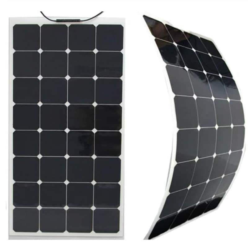 Фото 1 - Гибкая солнечная панель SGT 100Вт.
