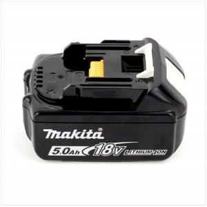 Фото 4 - Аккумулятор Makita 18V 5.0Ah.