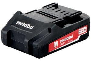 Фото 6 - Аккумулятор  Metabo 18V  2.0Ah.